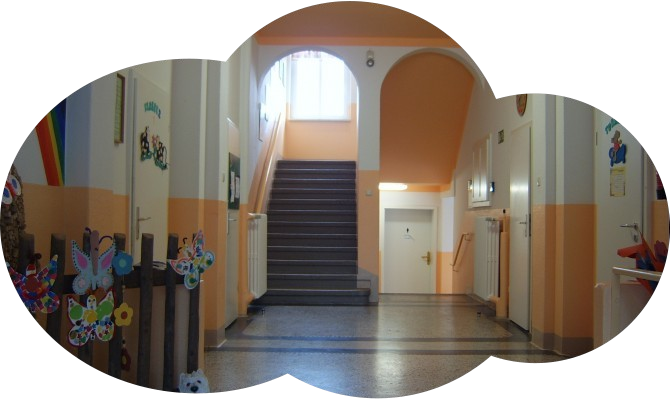 Unser Treppenhaus